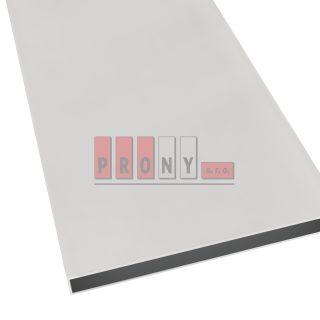 Hliníkové plotovky ploché – 200×20 mm