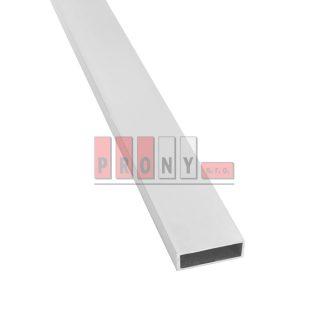 Hliníkové plotovky ploché – 50×20 mm