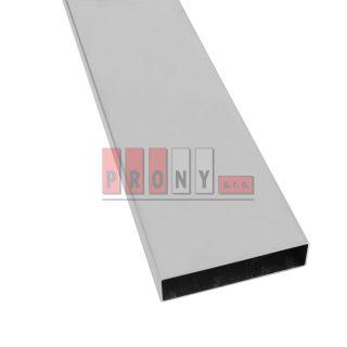 Hliníkové plotovky ploché – 100×20 mm