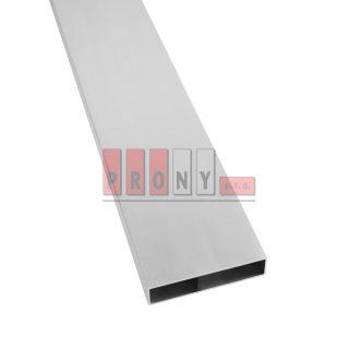 Hliníkové plotovky ploché – 80×20 mm