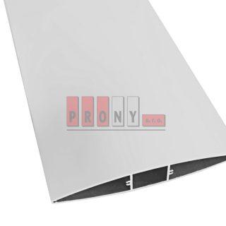 Hliníkové plotovky křídlové s kotvícími kanálky – 200×30 mm