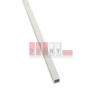 Hliníkové plotovky tyčkové - 15x15 mm